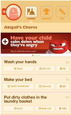 inside out angry app