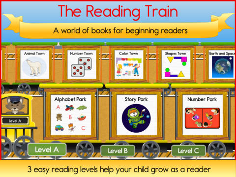 reading train screenshot