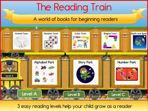 reading train screenshot