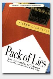 pack of lies dvd