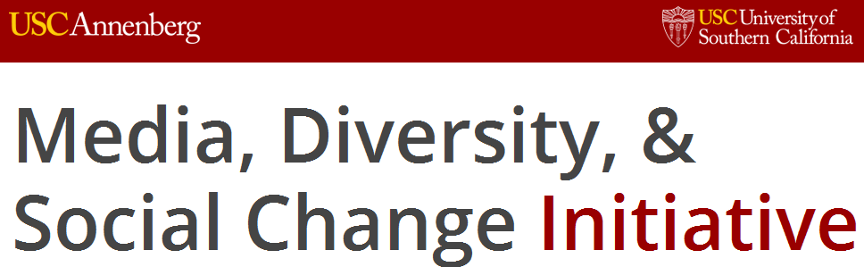usc media diversity and change screenshot